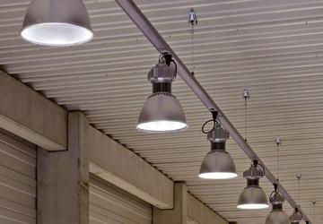 Illuminazione per capannoni protezioneazienda